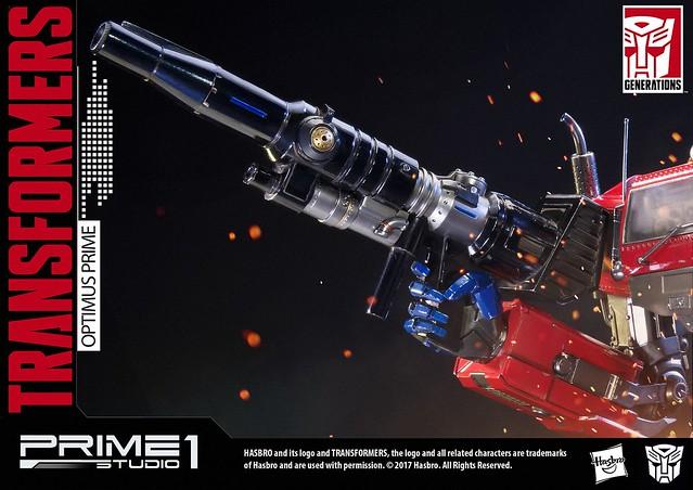Prime 1 Studio - 《變形金剛》G1版柯博文雕像 PMTF-01 OPTIMUS PRIME