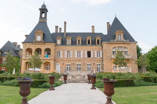 The New Castle at Domaine d'Essendéras