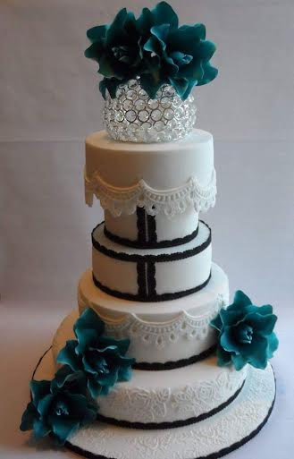 Elegant Cake by Roza Suszek Cake