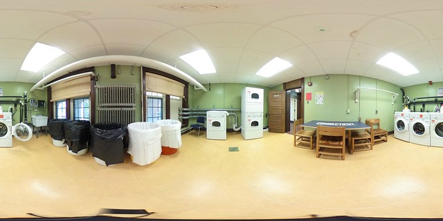 East Campus Laundry Room