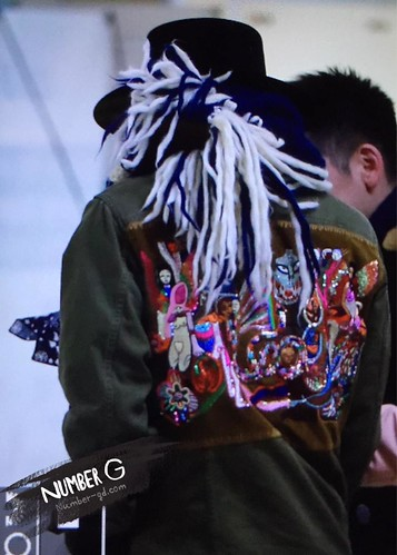 Big Bang - Gimpo Airport - 27feb2015 - G-Dragon - Number G - 02