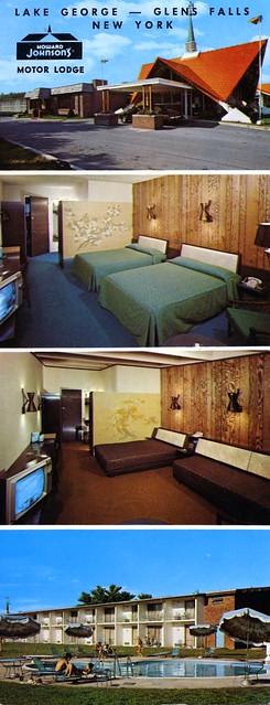 Howard Johnson's Motor Lodge Lake George - Glens Falls NY