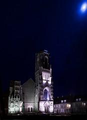Moonlight in Saint-Lô