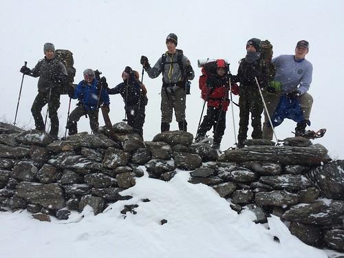 Top of Bear Mountain, CT, USA