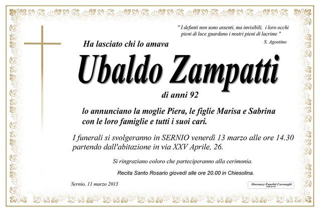 Zampatti Ubaldo