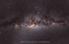 Dust of Milky Way core