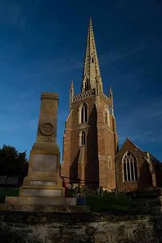 20141231-71_War Memorial_All Saints' Church - Braunston