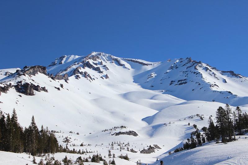 Mount Shasta  3-30-15