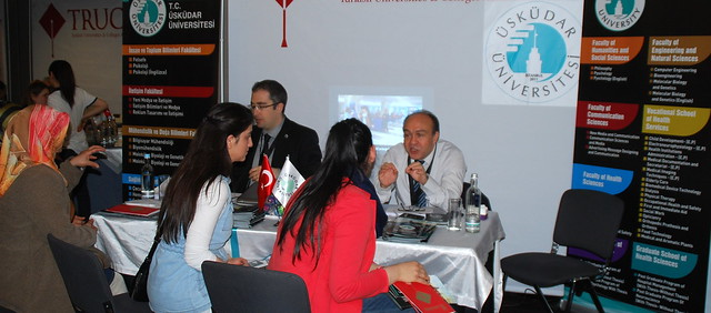 Üsküdar Üniversitesi, Azerbaycan'da üniversite adaylarıyla buluşacak