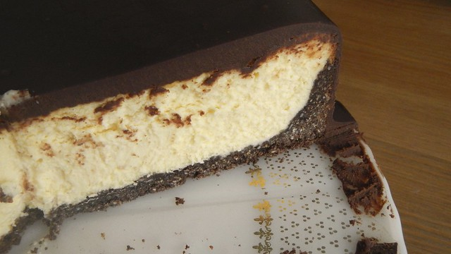Nanaimo Bar Cheesecake 26