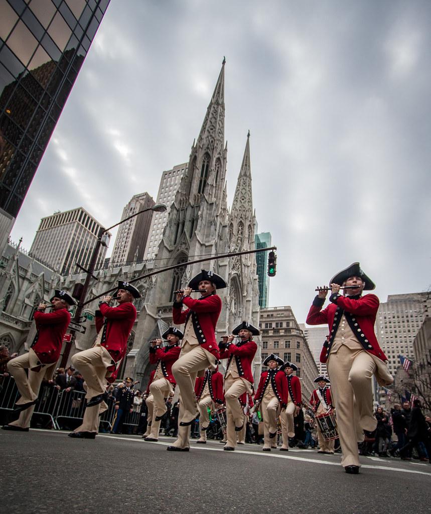 New York City St. Patrick's Day Parade 2015