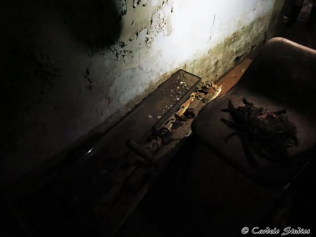 Talbot's Hill Bunker 17