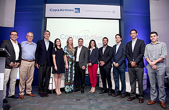 Copa Airlines Equipo ConnectMiles (Copa Airlines)