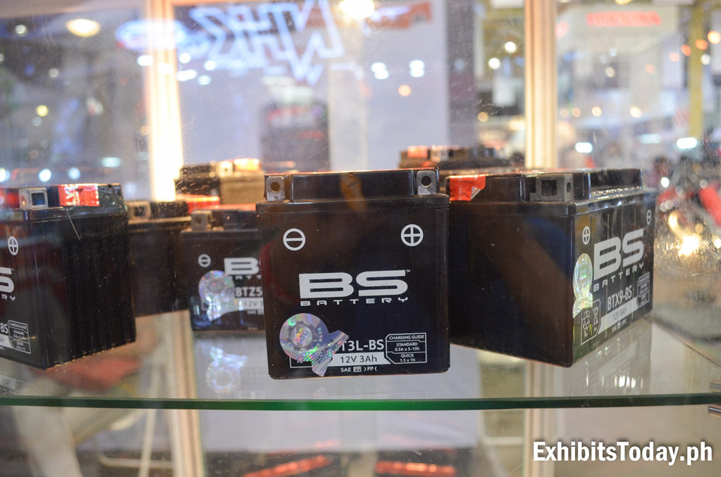 BS Battery Exhibit Displays