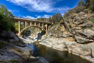 196/365: Kaweah RIver Bridge