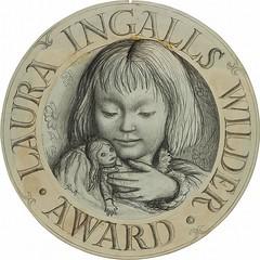 Laura Ingalls Wilder medal design