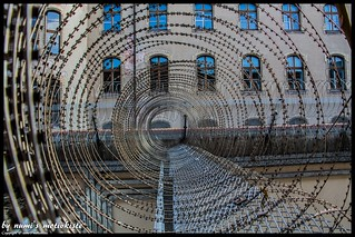 Vorsicht Verletzungsgefahr - JVA - Jail Magdeburg