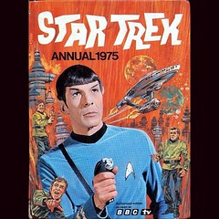 "Celebrating ""Spock Block,"" today at www.LongboxGraveyard.com. #comics #StarTrek"