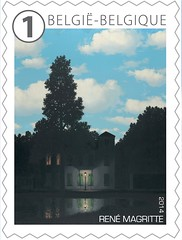 15 MAGRITTE timbre H