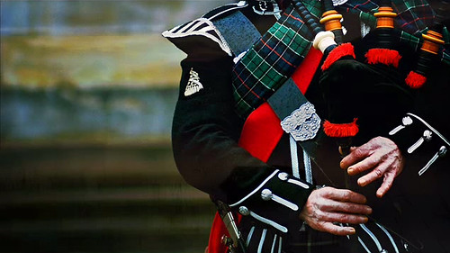 Scottish Bagpipes 01