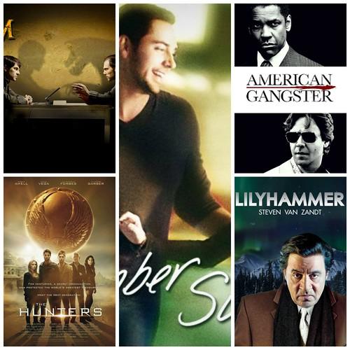 films en series december 2014