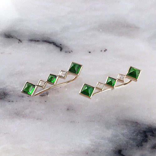 Spectrum Verde Ear Cuffs IG