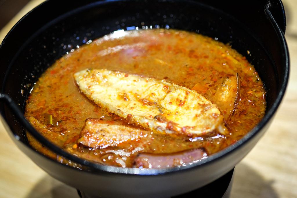 O'nya Sayang: Assam Fish