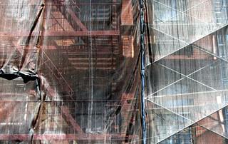 Debris netting New York (1)