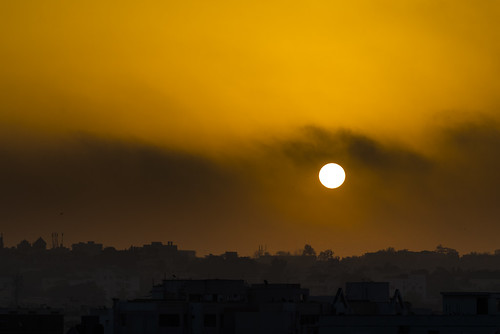 summer sun india cloudy over hills rise hyderabad mahindra secunderabad telangana esakkymuthu krishnamoorthiesakkymuthu
