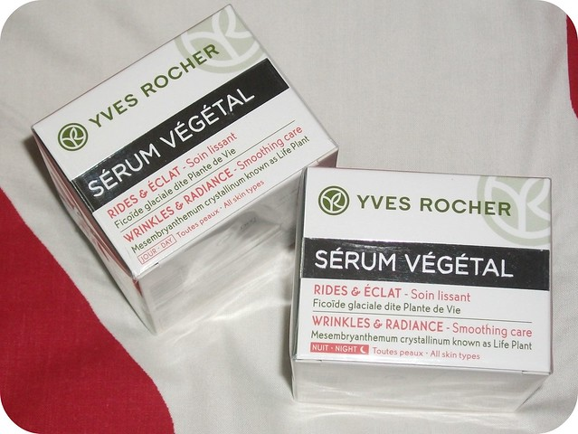 Yves Rocher Serum Vegetal Wrinkles & Radiance Review