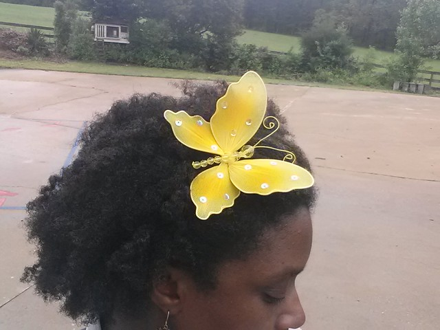 butterfly headband finished 2