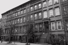 E. 129th Street Brownstones