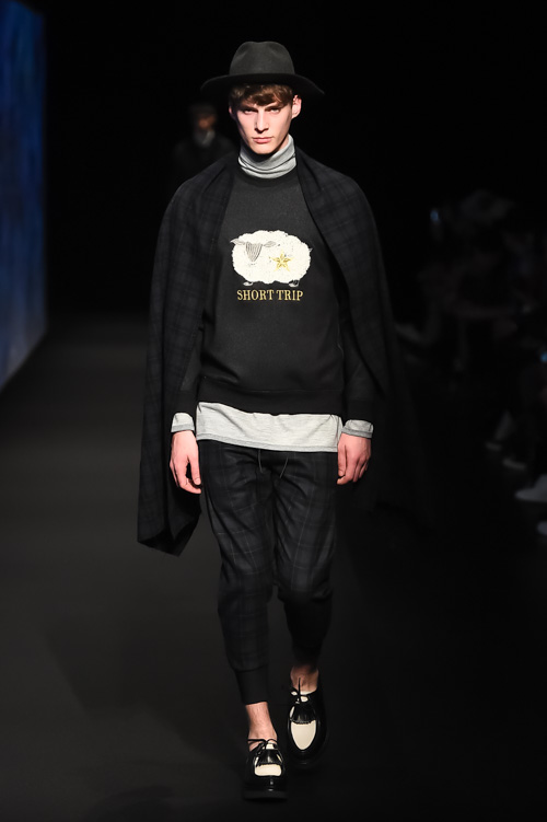 FW15 Tokyo FACTOTUM017_Tim Meiresone(Fashion Press)