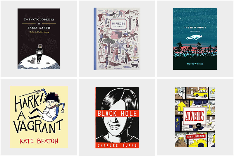 Graphic Novels I Want To Read