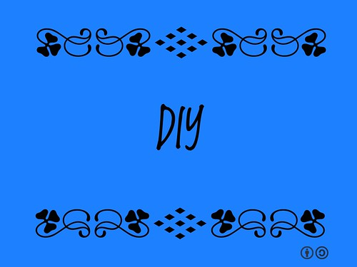 Buzzword Bingo: DIY = Do It Yourself