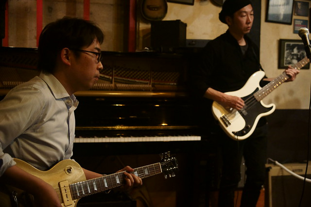 Apollo blues session, Tokyo, 16 Apr 2015. 084