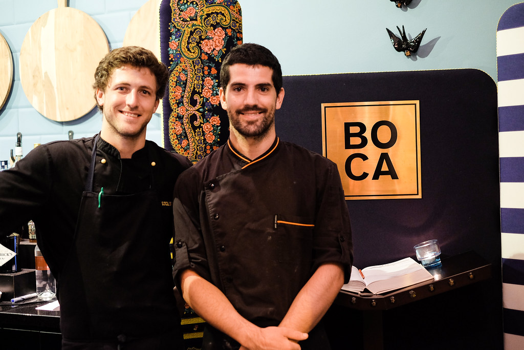 BOCA: Chef Duo