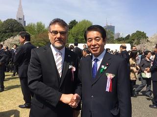 H.E. Mr. Hirofumi Shimomura