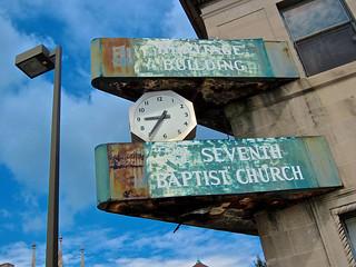 Seventh Baptist Church, Baltimore, MD