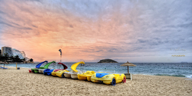 (116/16) Playa de Magaluf (Mallorca)