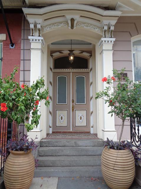 Front Door, New Orleans