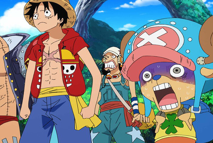 Shueisha nega a produção de um live-action de One Piece