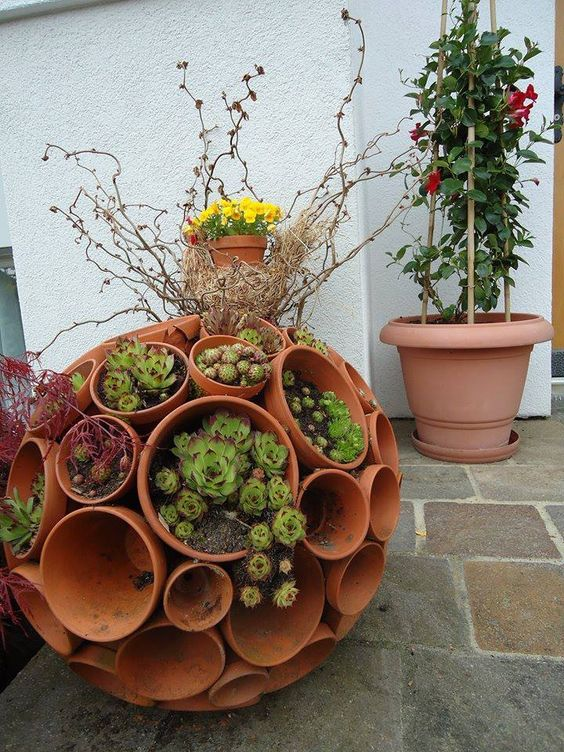 Creative Clay Pot Crafts That Will Surely Add Charm To Your Garden
