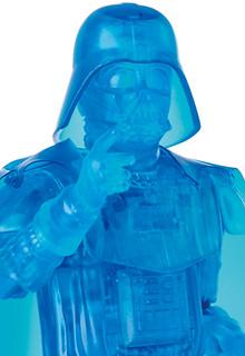 MAFEX《星際大戰》黑武士 「透明投影版」!DARTH VADER HOLOGRAM Ver.