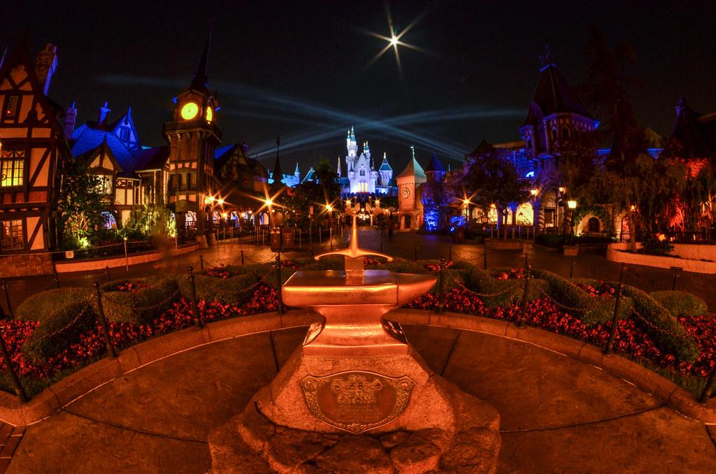 Fantasyland sword night