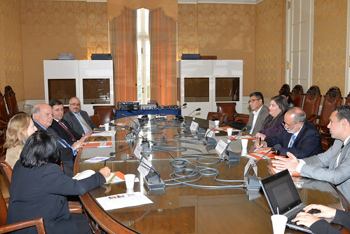 OAS Secretary General Met with Leaders of Latin American Civil Society Organizations in the United States