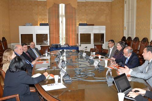 Secretario General de la OEA se reunió con líderes de organizaciones civiles latinas de Estados Unidos