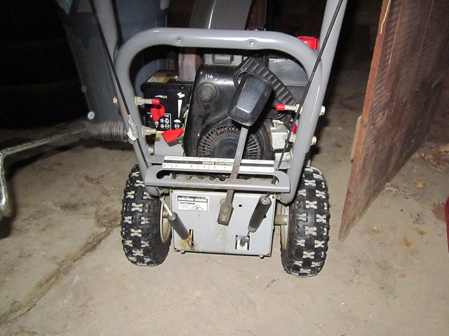 craftsman 5 22 snowblower manual