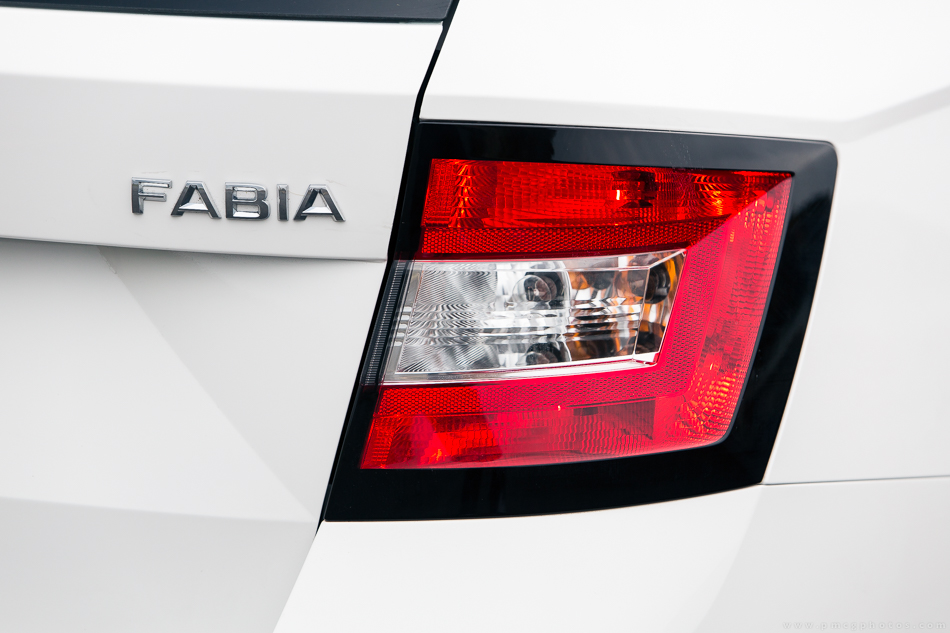 2015 Škoda Fabia Combi