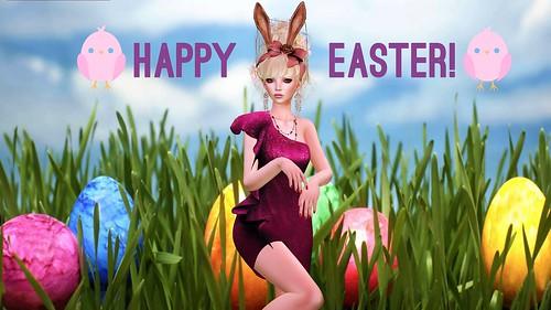 Bunny Hop: Happy Easter